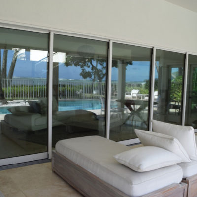 Alum Sliding Glass Doors