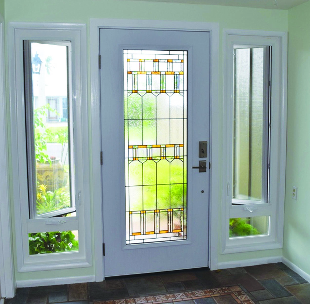 Entry doors security screens discount windows custom for Exterior doors and windows