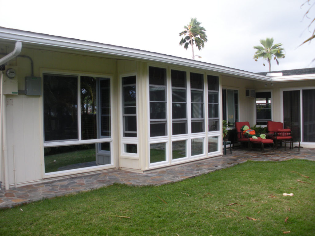 Double Hung Windows Hawaii