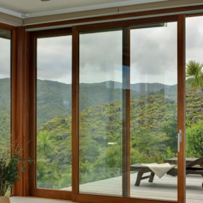 Sliding Glass Doors - Alum
